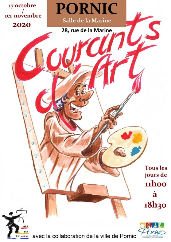 COURANTS D'ART PORNIC