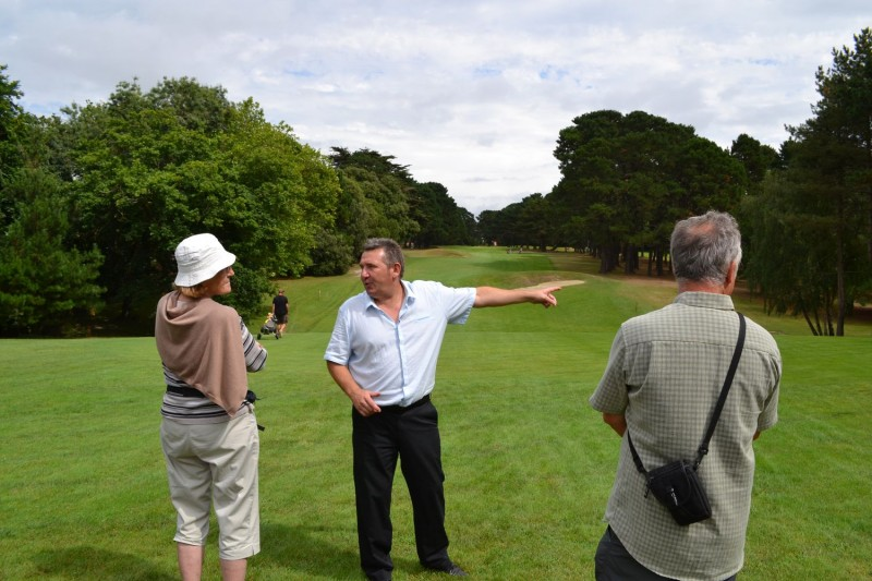 Visite de golf, pornic, loire atlantique, visites commentees
