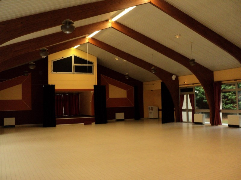 SALLE BEAUSEJOUR