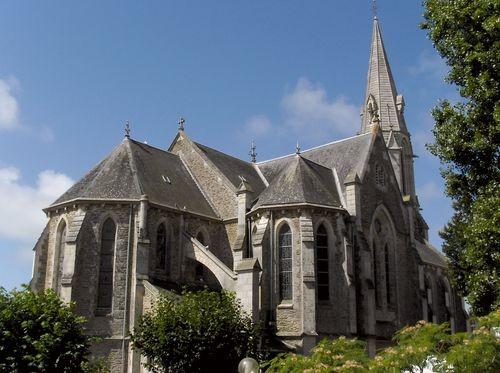Eglise Sainte Marie sur Mer