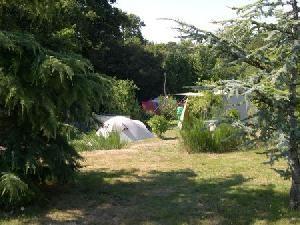 Emplacement, camping la Chenaie