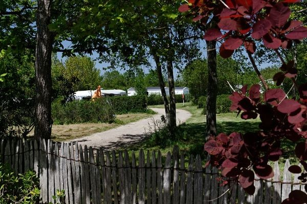 Camping La Chênaie