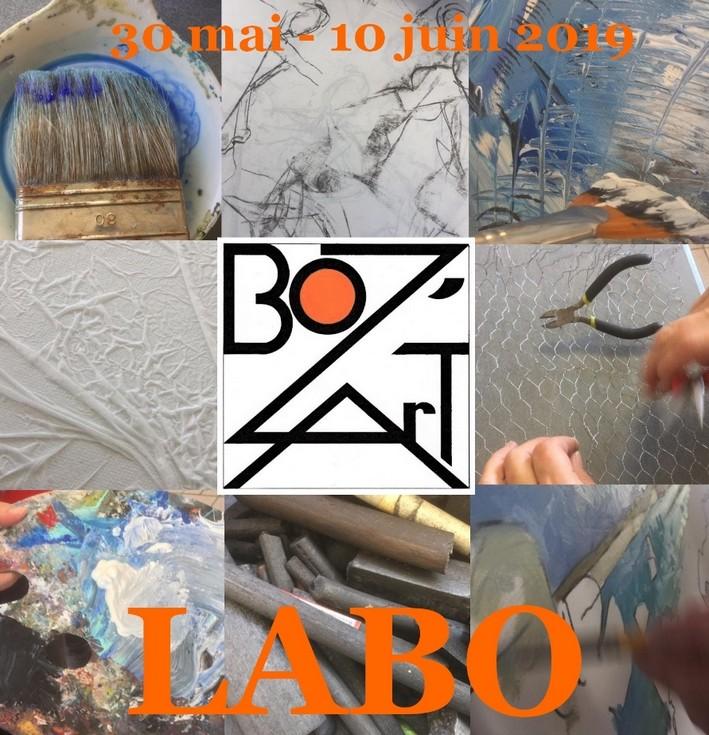 EXPO LABO PORNIC EXPOSITION ARTISTES