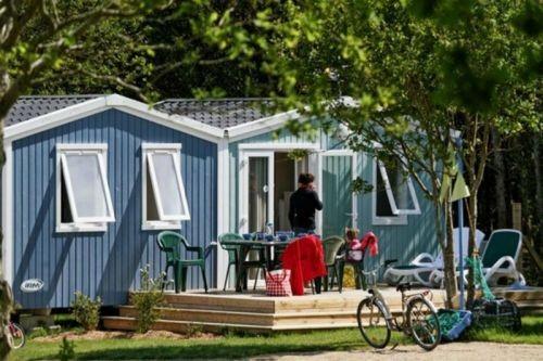 Cabane du pêcheur camping la Chênaie Pornic