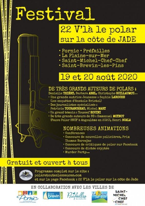 FESTIVAL 22 V'LA LE POLAR SUR LA COTE DE JADE