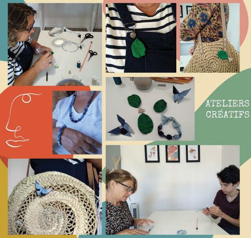 Flyer ateliers créatifs 2020