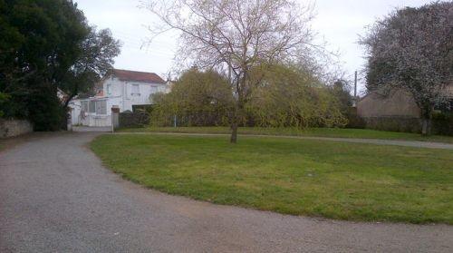 Jardin devant - BIR19