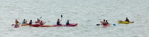 Kayak Groupes