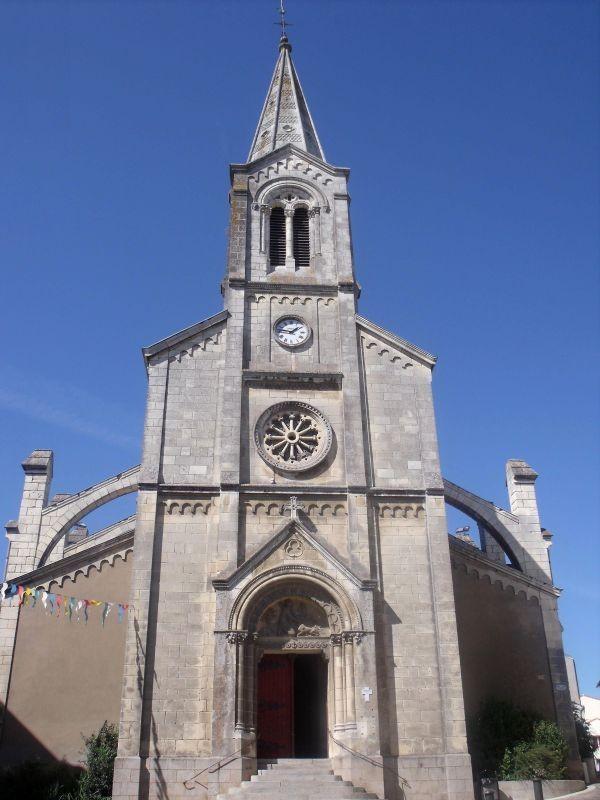 L'Eglise saint-Gilles