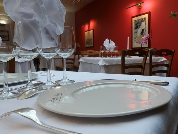 pornic la bonne auberge restaurant groupe salle menu traditionnel cuisine les moutiers