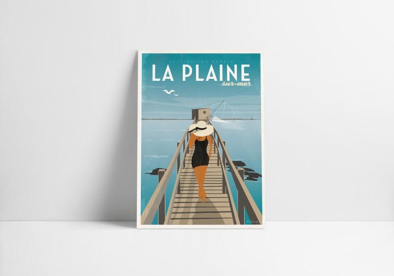 Pêcherie La Govogne - La Plaine sur Mer