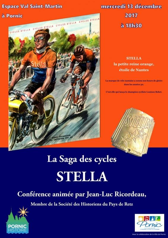 LA SAGA DES CYCLES STELLA PORNIC