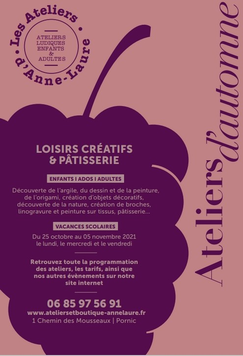 LES ATELIERS D'ANNE-LAURE: CREATION D'OBJETS DECO PORNIC