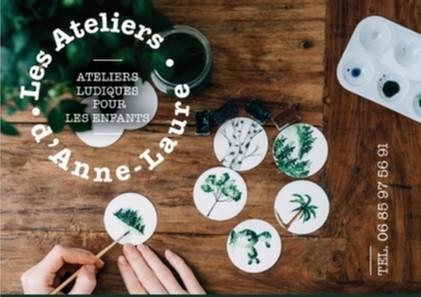 LES ATELIERS D'ANNE-LAURE: FAIRE SON PAPIER SOI-MEME / ADULTES ET ADO PORNIC