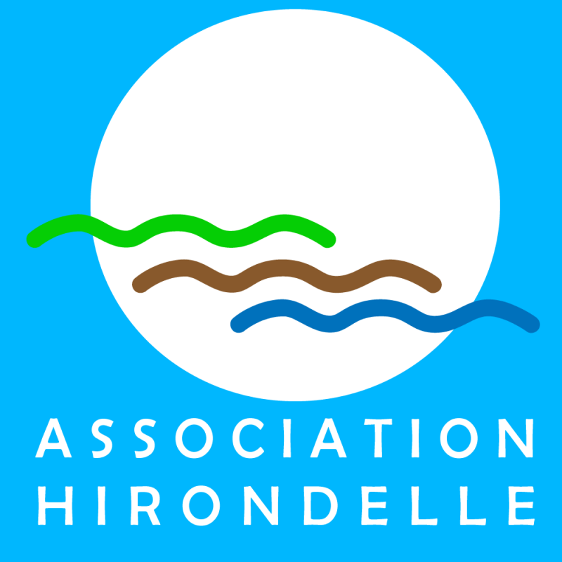 Logo Association Hirondelle, destination pornic, prefailles