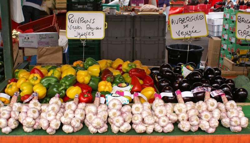 marché, alimentaire, produits frais, marché traditionnel,st michel, tharon, grand marché