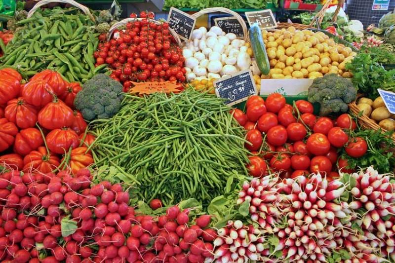 marché, étals, produits locaux, vente directe, ste paz, sainte pazanne, coeur pays de retz