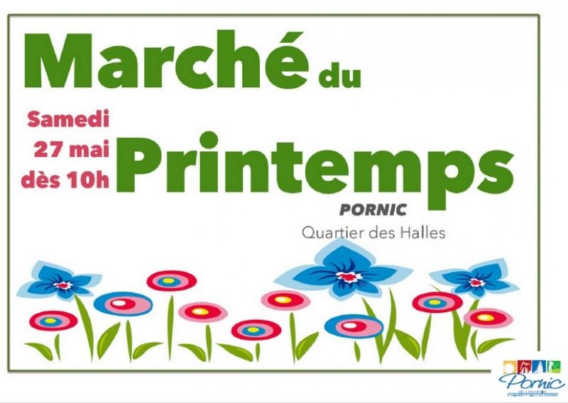 MARCHE DE PRINTEMPS PORNIC