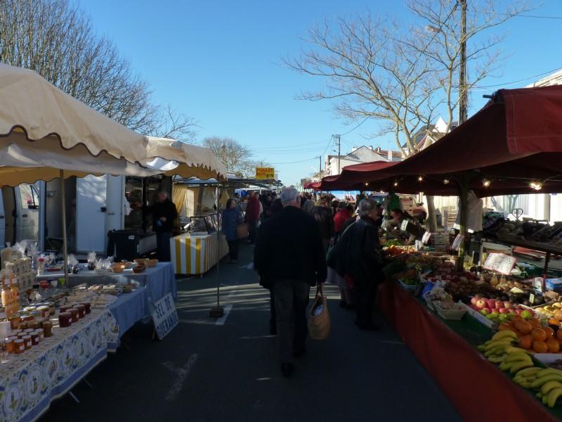 marché, alimentaire, produits frais, marché traditionnel,st michel, tharon