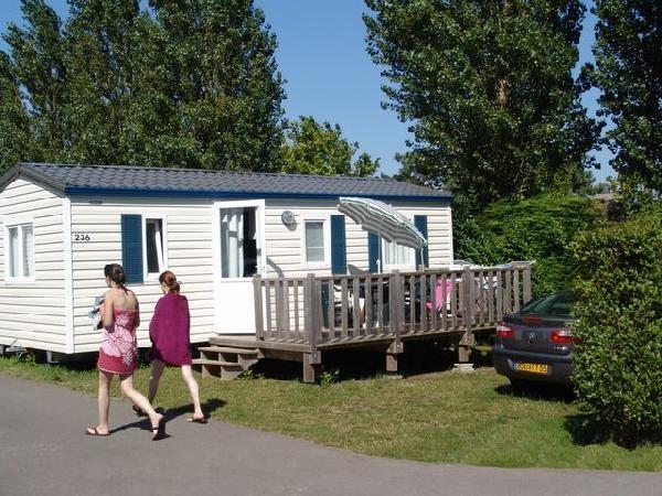 Mobil home, Camping la Boutinardière