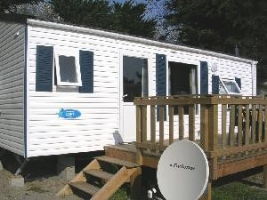 Mobil home, Camping la Madrague