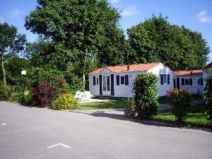 Mobil home, Camping le Patisseau
