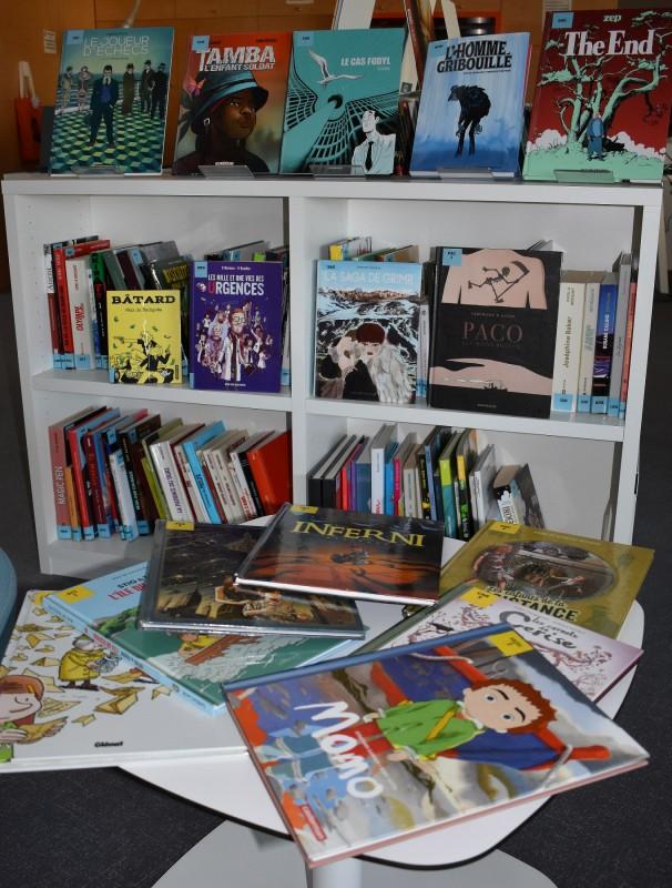 Offrez une BD, découverte de BD à offrir pour Noël