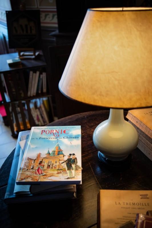 Ouvrage de Gilles FORTINEAU consacré au Chateau de Pornic - En vente à l'Office de Tourisme