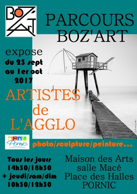 PARCOURS BOZ'ART PORNIC