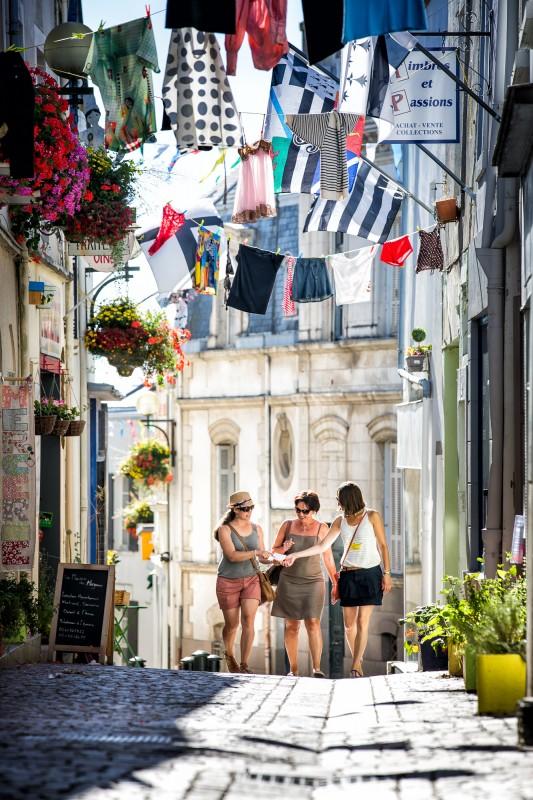 Pornic, visite guidée Cité Médiévale et Maritime