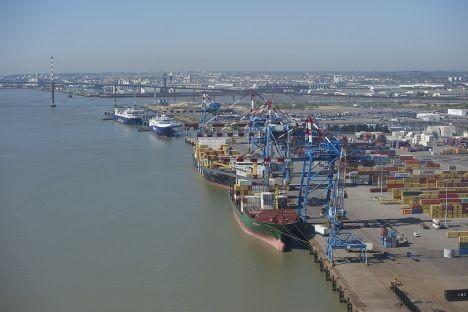 Port Atlantique Nantes St Nazaire
