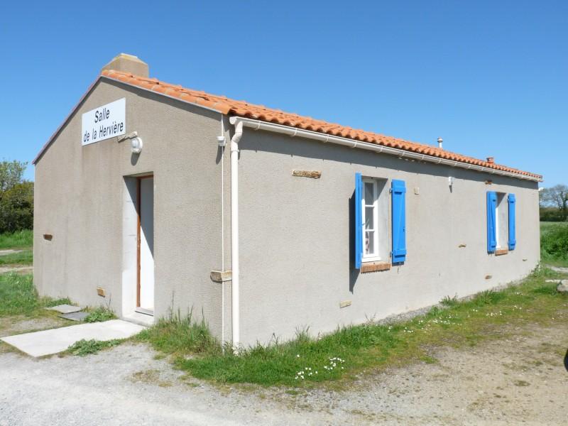 Salle de la Hervière