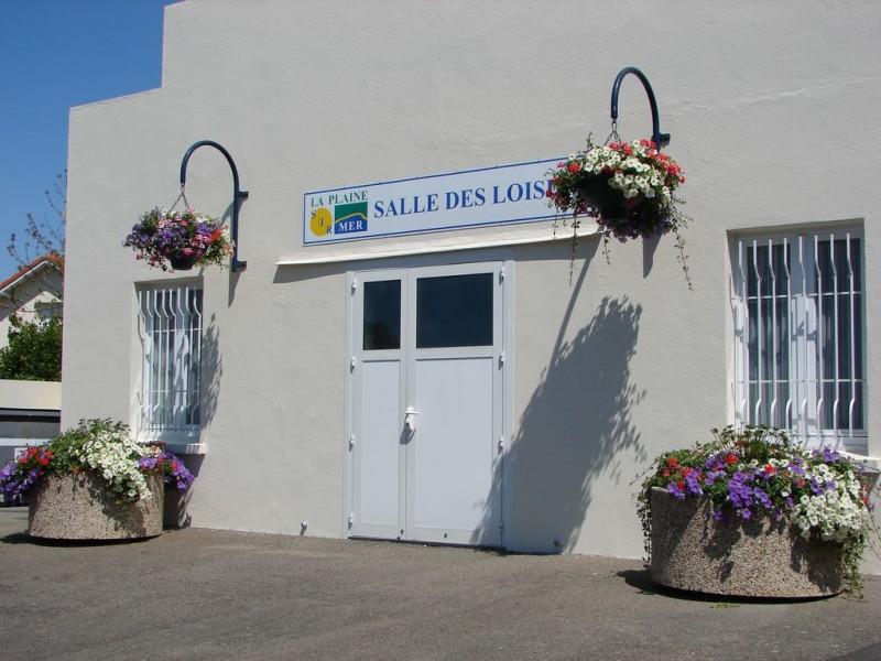 Salle des Loisirs à La Plaine-sur-Mer