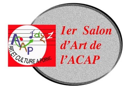 SALON D'ART DE L'ACAP PORNIC  PEINTURE SCULPTURE PHOTOGRAPHIES
