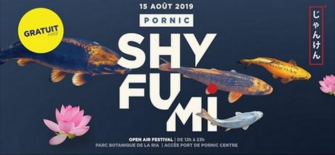 SHYFUMI OPEN AIR FESTIVAL PORNIC