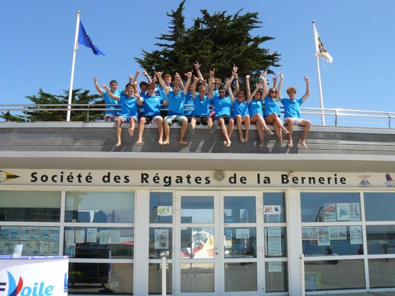 Société de Régates de la Bernerie