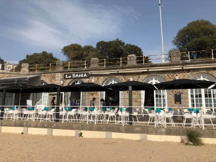 Soirée Campari Bar le Bahia