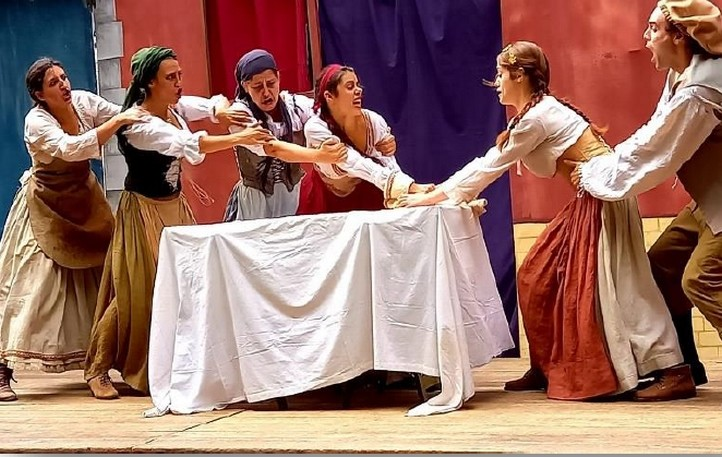 SPECTACLE MUSICAL: AY CARMEN PORNIC