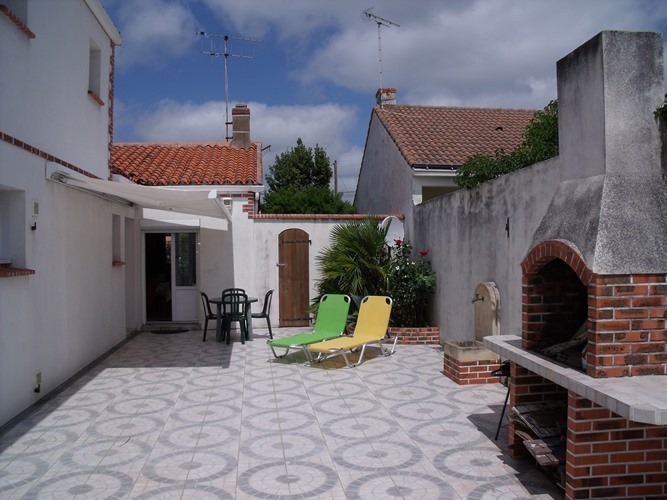 Terrasse FLE50