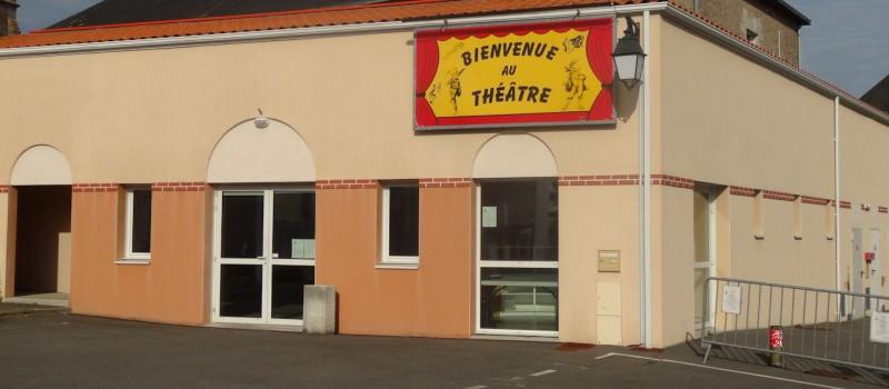 theatre de chauvé, théâtre, salle à louer, salle de spectacle, pays de retz