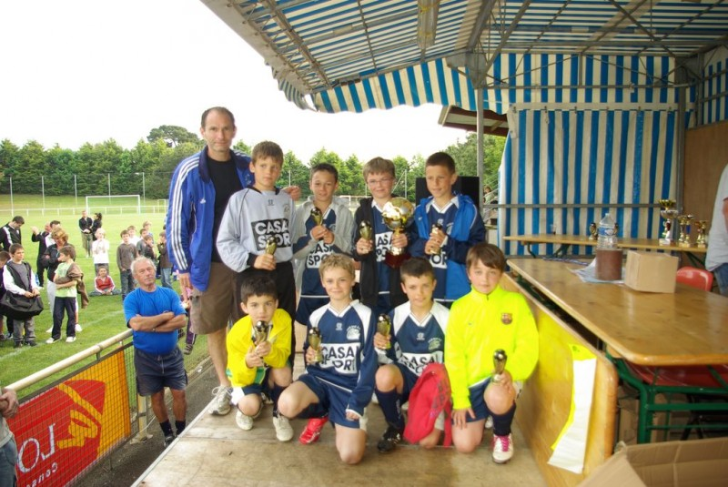 Tournoi de football U13