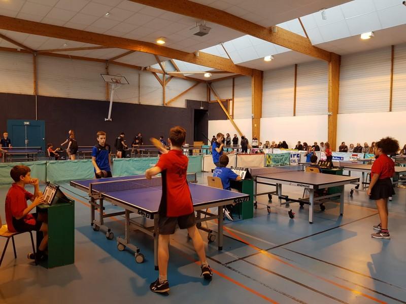 tennis de table, ping pong, tournoi tennis de table, st michel,viauderie