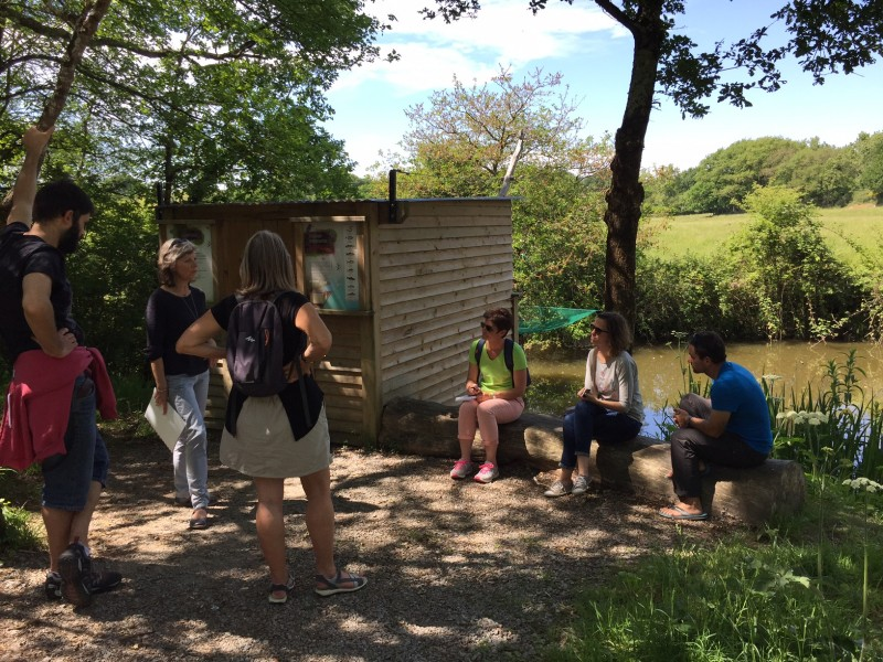 Visite Pêcherie Fluviale