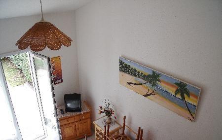 Vue de l'étage -PIL38-