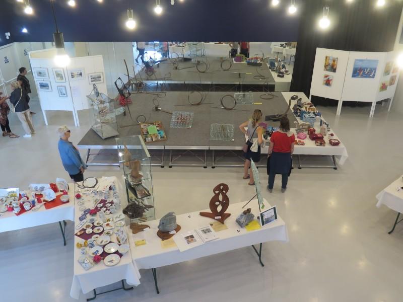 EXPOSITION ARTISTIQUE CLA-ST MICHEL