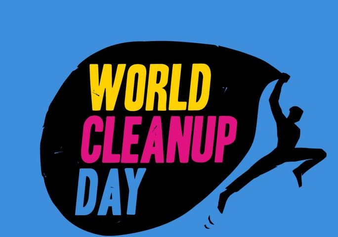 WORLD CLEAN UP DAY PORNIC